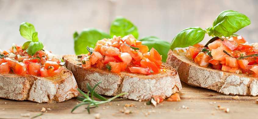 Buffet vegetarischer Sommer